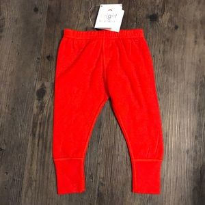 Hanna Andersson Organic Cotton Pants/12-18 months